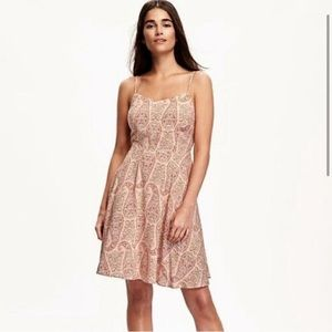 Paisley print old navy mini dress